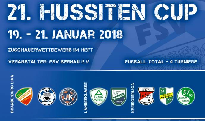 21. Hussitencup