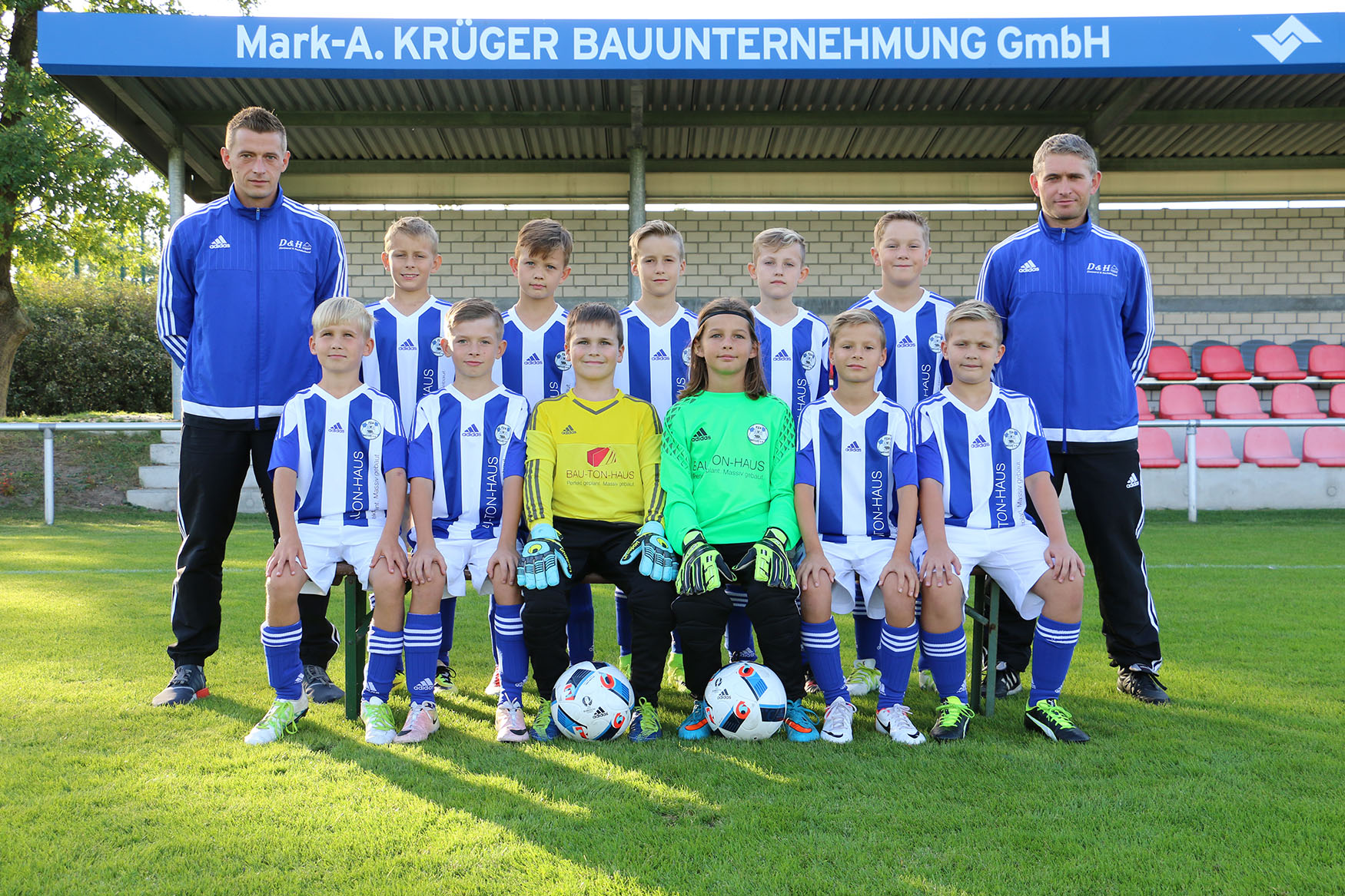 U11 siegt in Templin